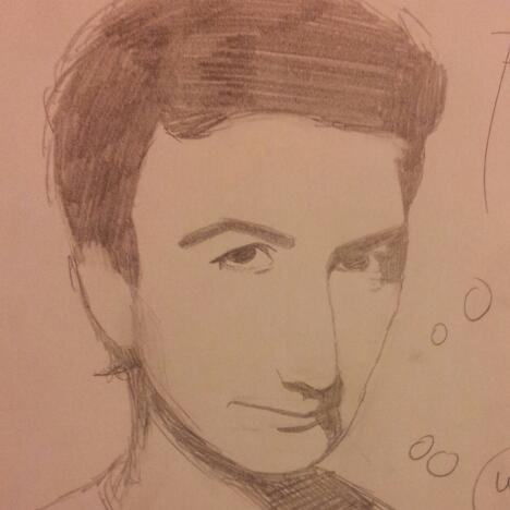 John Deacon par Uribaba